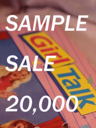 SAMPLE SALE D