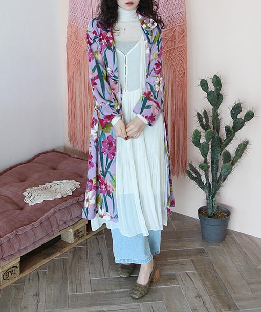 lilly robe (3 colors)