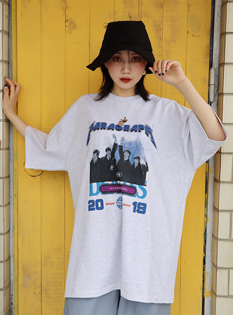 paragraph beatles t-shirt (3 colors)