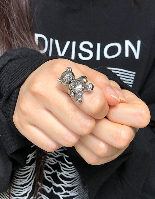 Teddy Bear Ring