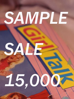 SAMPLE SALE C