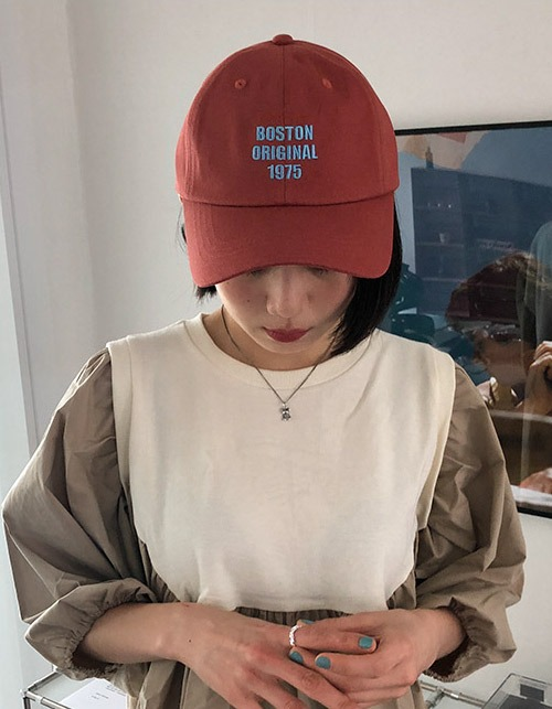 BOSTON 1975 CAP(5 colors)